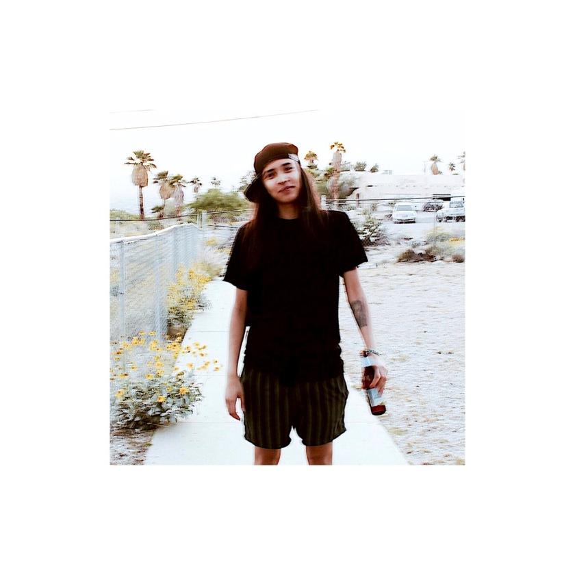 Diana Kinnert, Palm Springs, California, United States, 2017